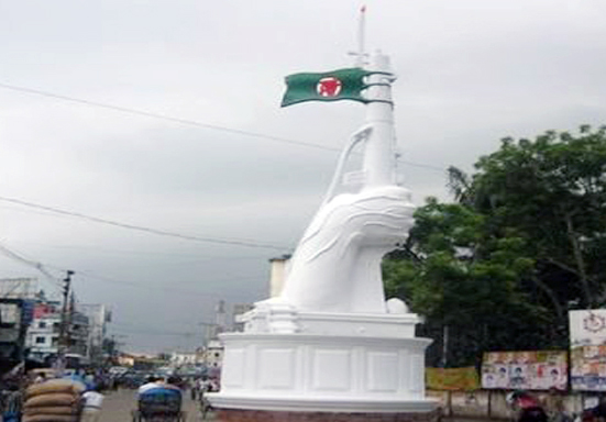 monument in narsingdi