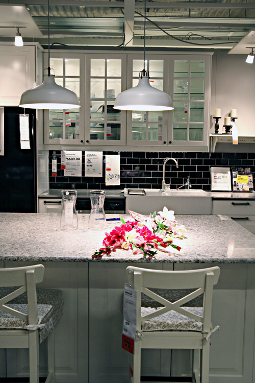 As I Mentioned I Did Take Some Time To Check Out The Oh So Popular Ikea Kitchens Since The Boom Of Blogs I Have Read A Lot Of Really Wonderful Reviews