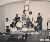Children's Choir Circa 1965