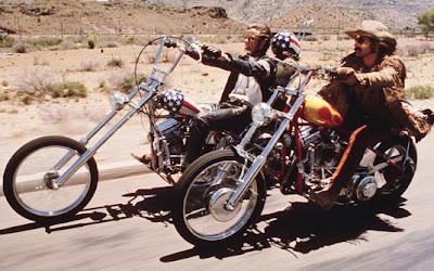 Sem Destino' ('Easy Rider') (1969) Motos: Harley-Davidson FLH e Hydra Glide