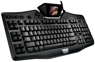 Logitech G 19 Gaming Keyboard - USB