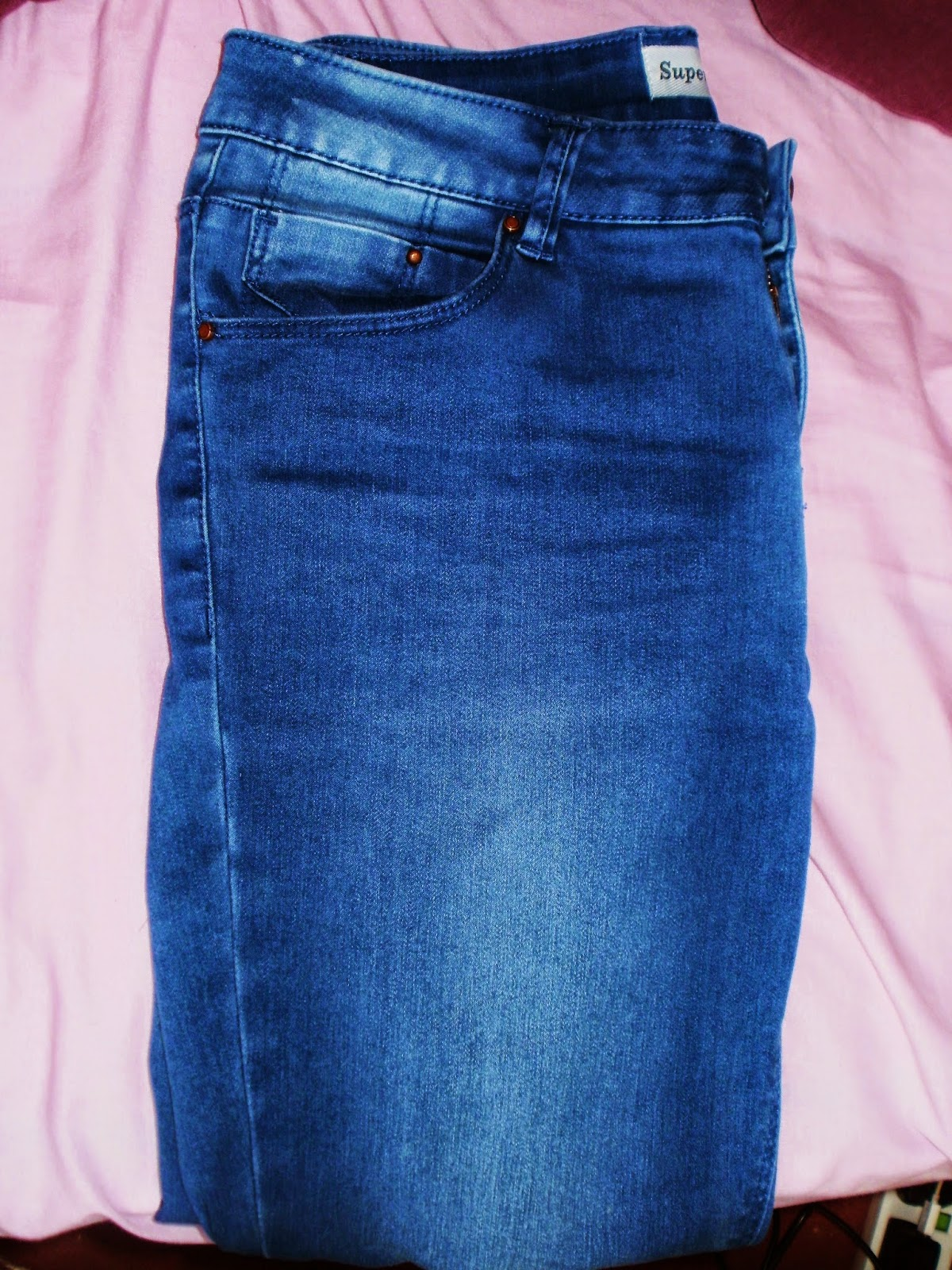 Super Skinny New Look Jeans