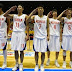 Korea Basketball Team For Fiba World Cup 2014