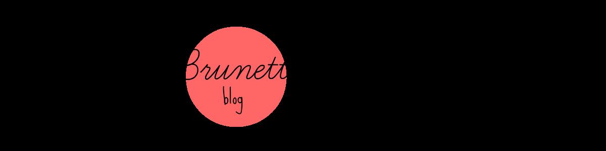 Brunette blog