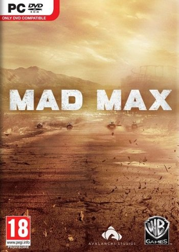 3dm Mad Max кряк скачать - картинка 1