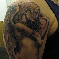 tatuaje ingeri