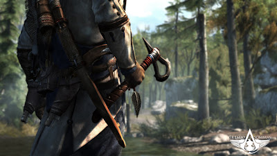 Armas Assassin's Creed III