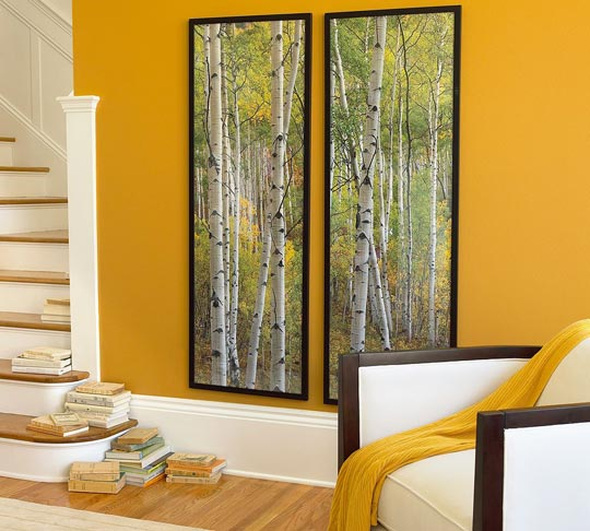 Heir and space mustard yellow love - Decorating with mustard yellow ...