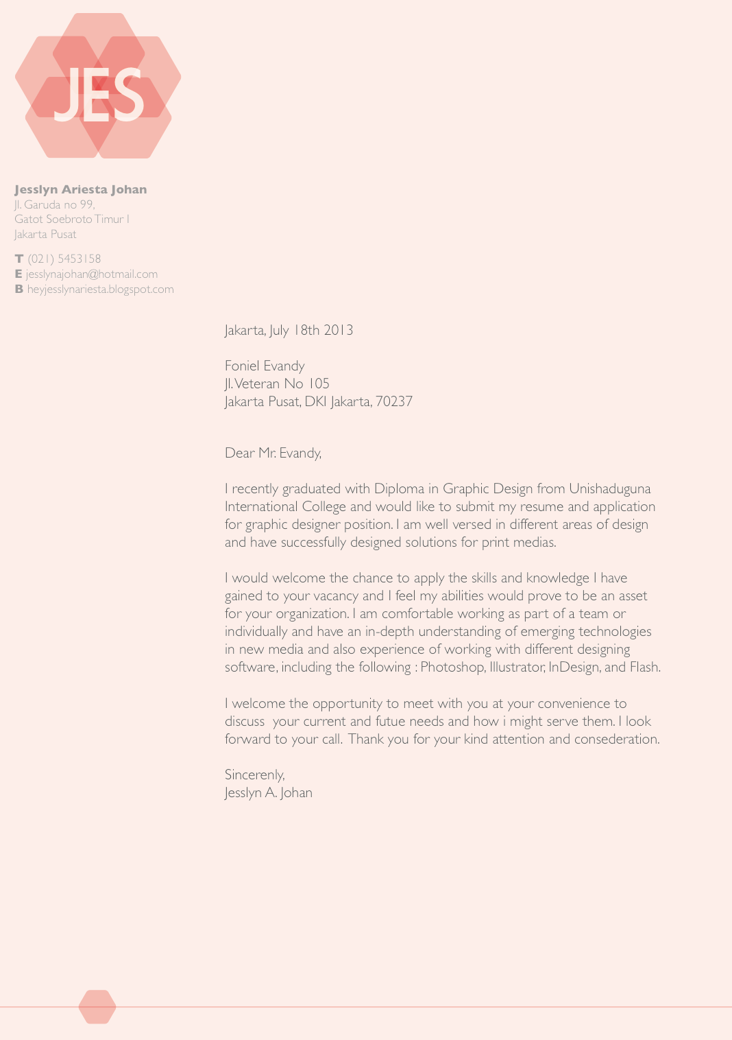 hey i m jesslyn cover letter cv resume reference letter option 1