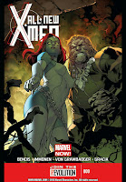 All-New X-Men #9 Cover