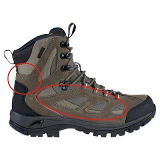 cara memilih sepatu
