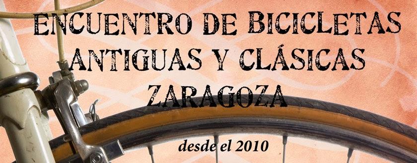 Encuentro de Zaragoza de Bicicletas