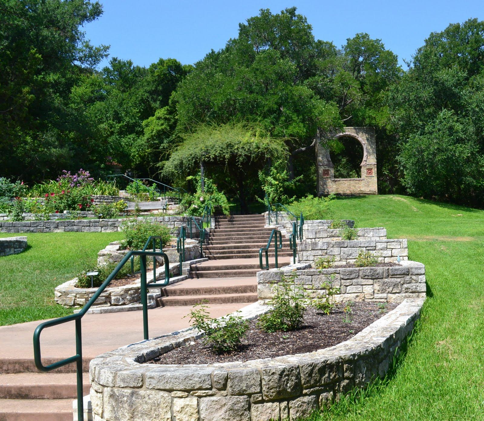 A Southwest Gardener 39 S Journal Zilker Botanical Garden Tour