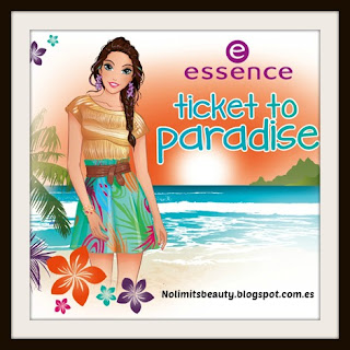 Ticket to Paradise de Essence: verano 2013