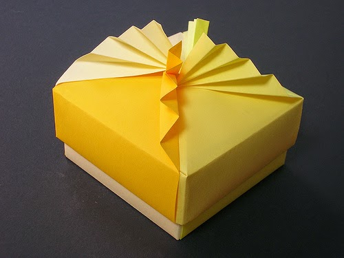 origami boxes for kids