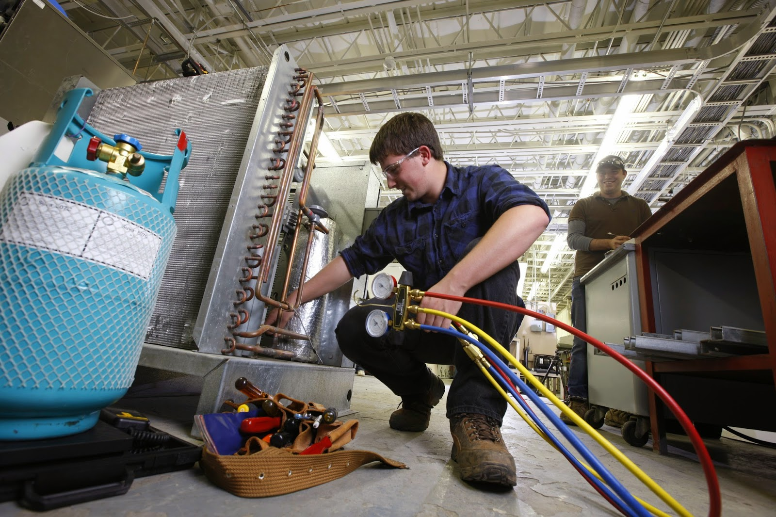 major milestone for refrigeration and air conditioning program at
