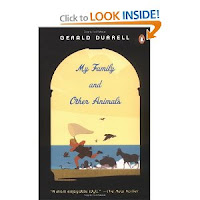 My Family and Other Animals by Gerald Durrell Corfu