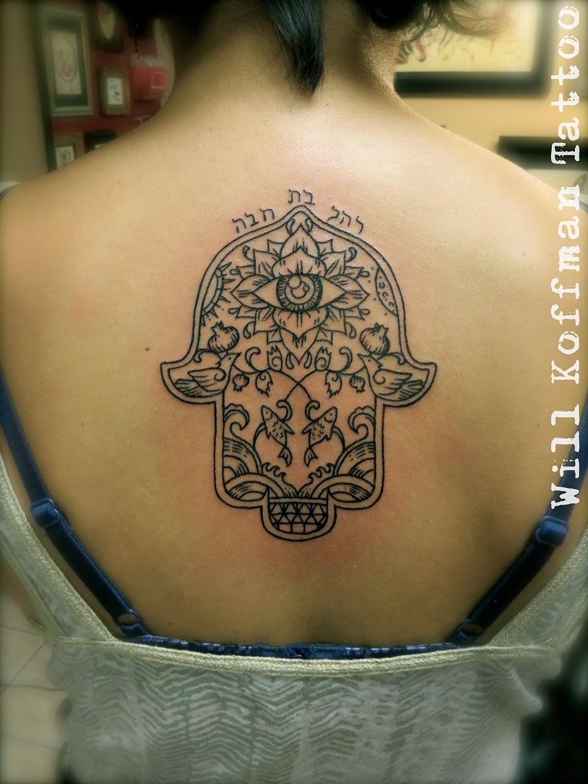 Will Koffman Tattoo
