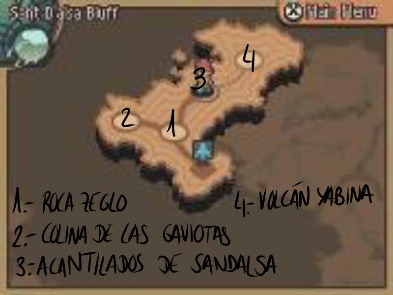 Región de Sandalsa, Ordalia