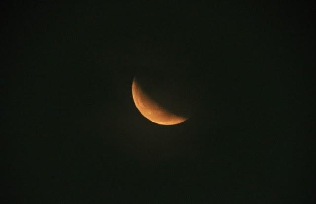 Tata Cara Melaksanakan Shalat Gerhana Bulan