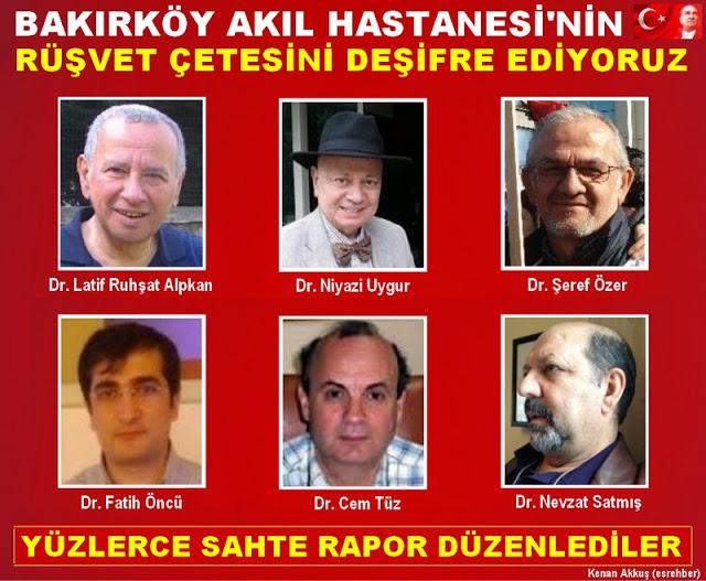 AKP'Lİ KATİLLERİ KURTARAN OROSPU ÇOCUKLARINI DEŞİFRE EDİYORUZ