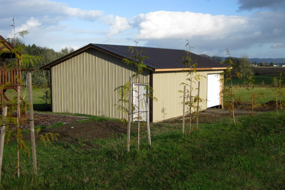 Featured building of the month january econ o fab for 24x36 pole building