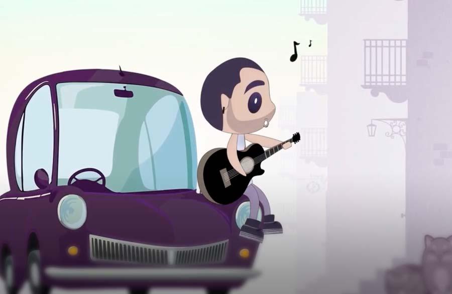 Animación. 5 videoclips animados para inspirarse N.º 31