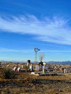 cemetary McNeal Arizona