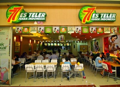 Menu Es Teler 77 Terbaru 2014