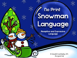 https://www.teacherspayteachers.com/Product/No-Print-Snowman-Language-Receptive-and-Expressive-1573097