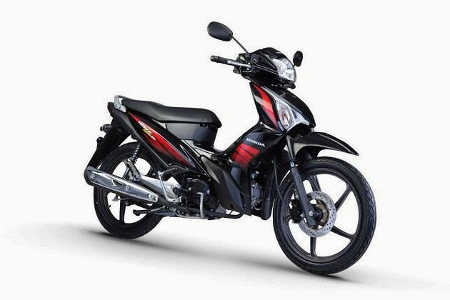 New Honda Wave 125 Alpha 2014 Techy at day Blogger at noon and a