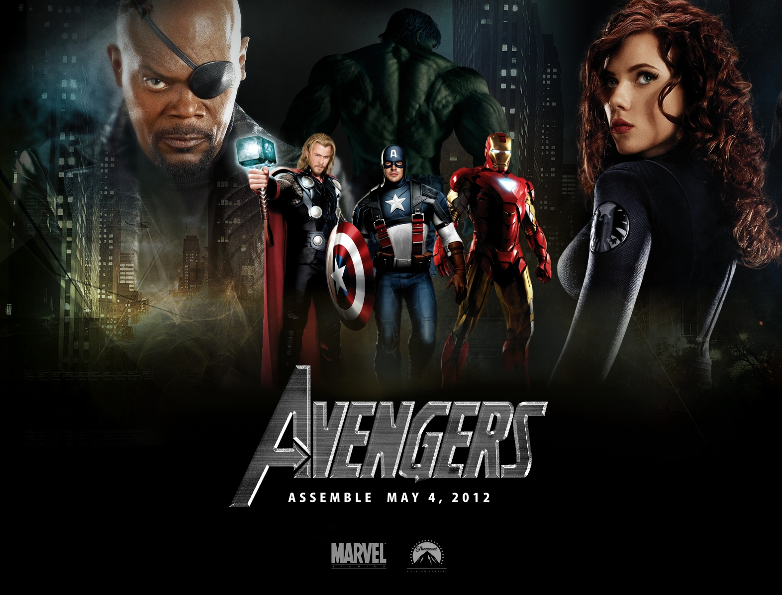 Avengers Movie 2012 April