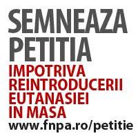 Semneaza petitia pt. catei