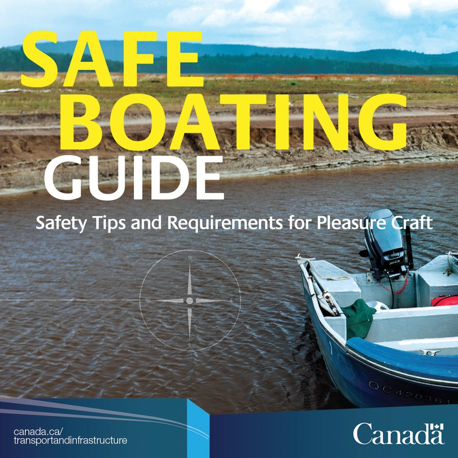 Canada Safe Boating Guide