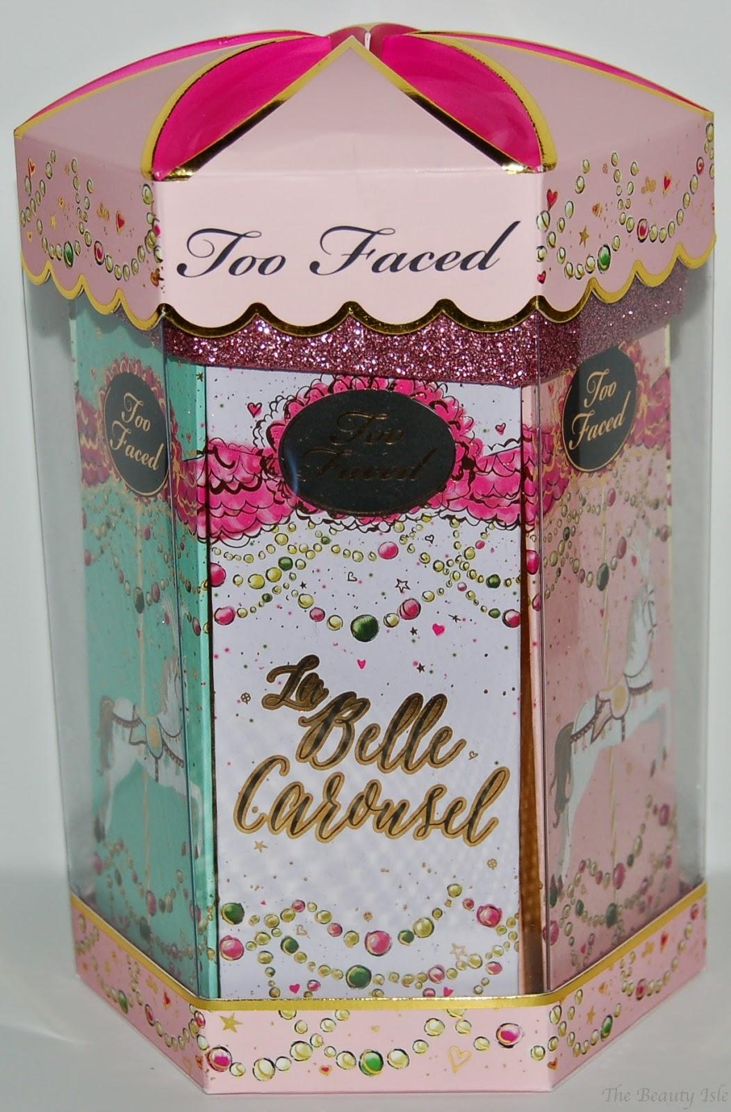 Too Faced La Belle Carousel