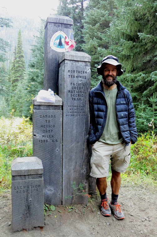 PCT Northern Terminus