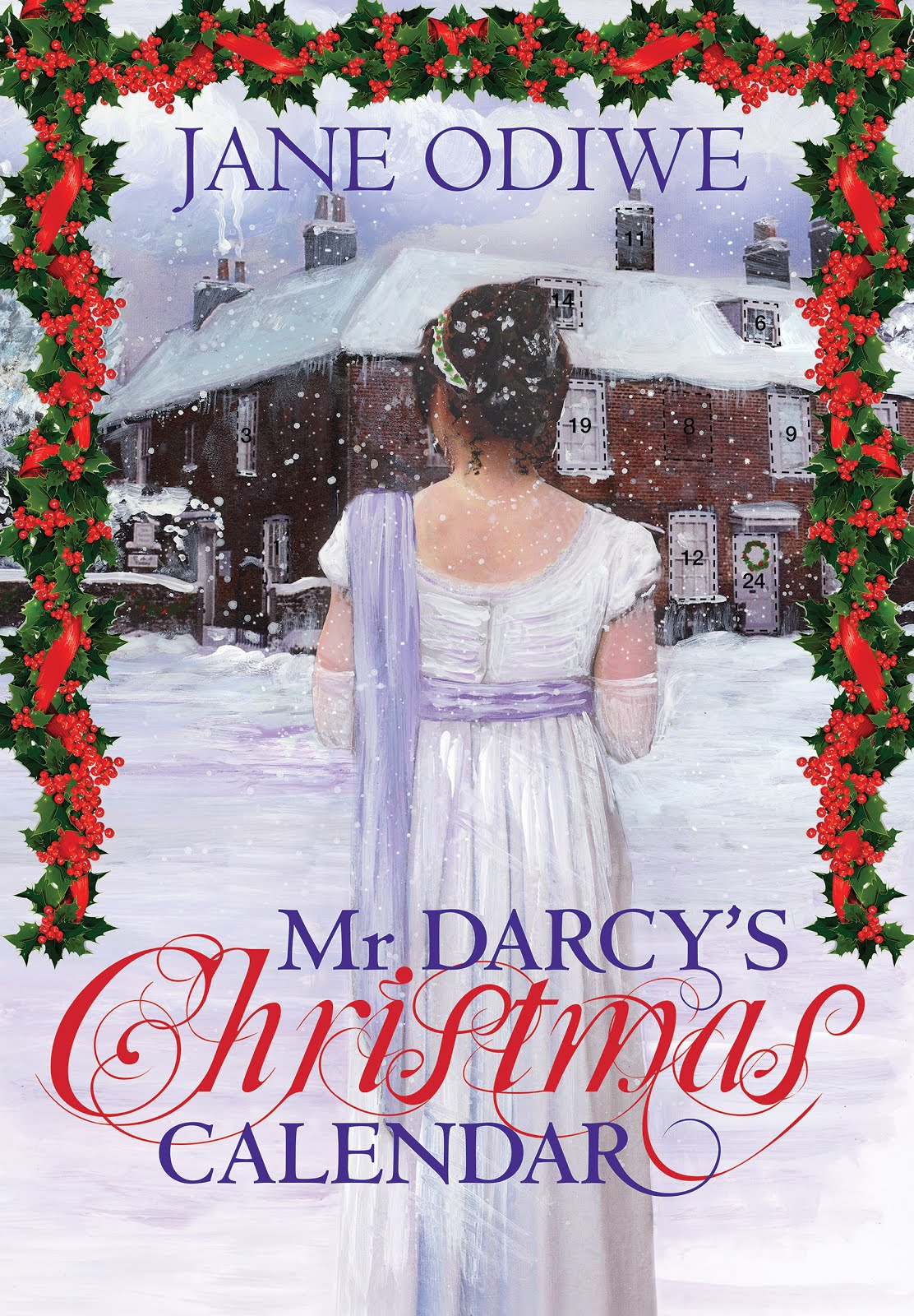 Mr Darcy's Christmas Calendar