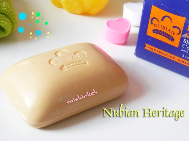 organik-sabun-nubian-heritage-mango-butter-soap