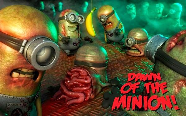 Minion Zumbi de O Despertar dos Mortos