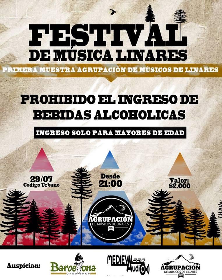 FESTIVAL DE MÚSICA DE LINARES