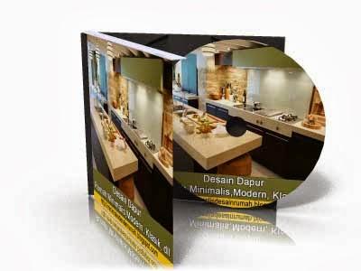 desain ruang dapur rumah klasik