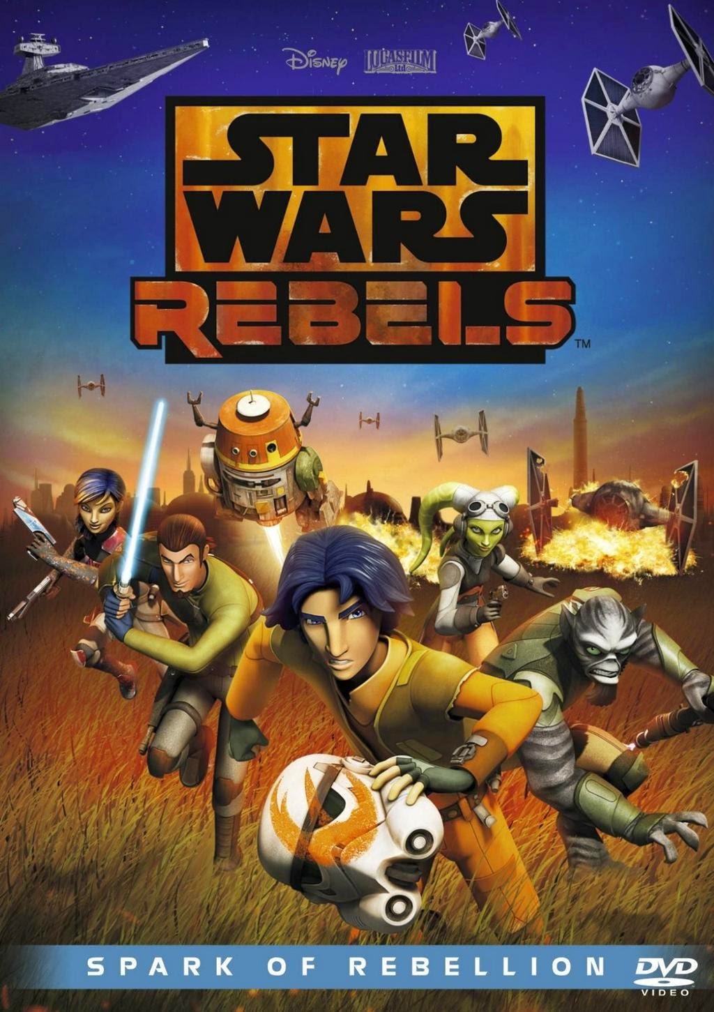 Buy Star Wars Rebels - Spark Of Rebellion