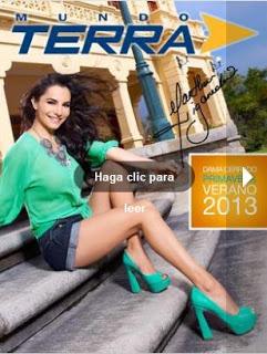 Catalogo Terra 2013 Dama Cerrado PV