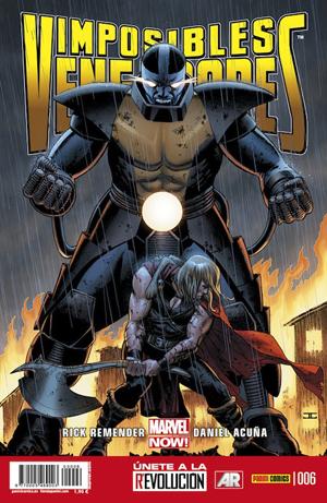 Imposibles Vengadores 6