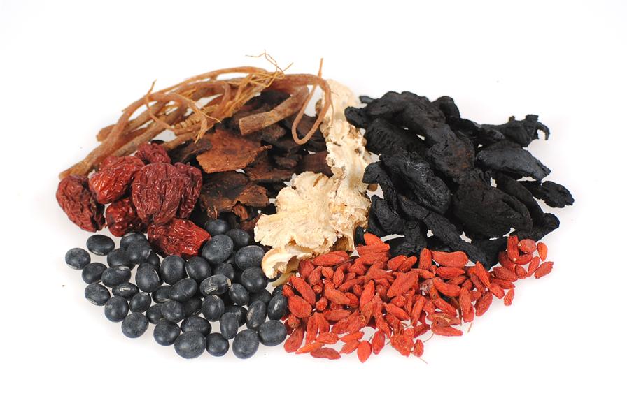 Chinese herbs hair growth