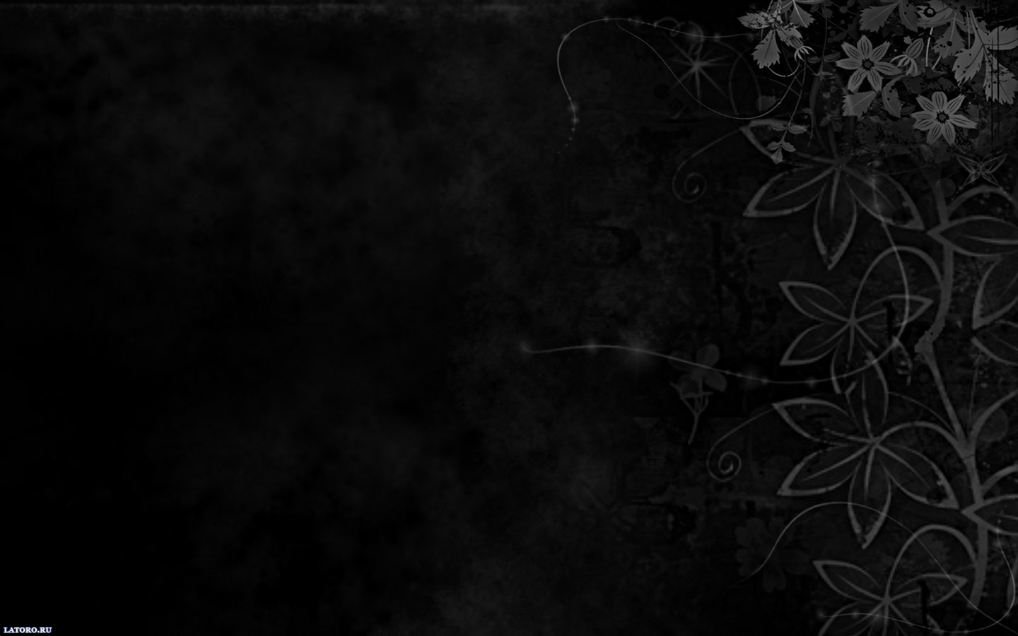 black wallpaper Free black and white