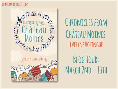 Chronicles From Chateau Moines Blog Tour