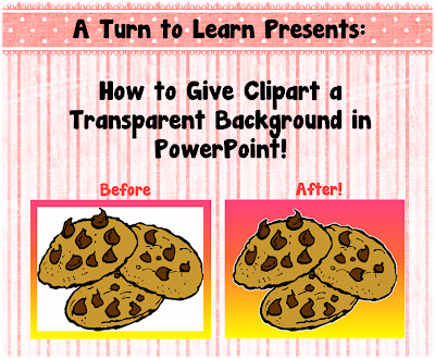 Change Clipart Background To Transparent