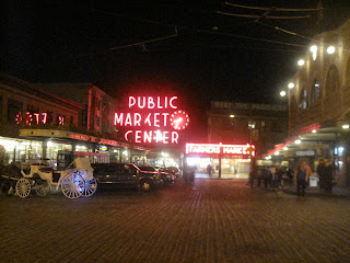 Pike Place Market Seattle tours
