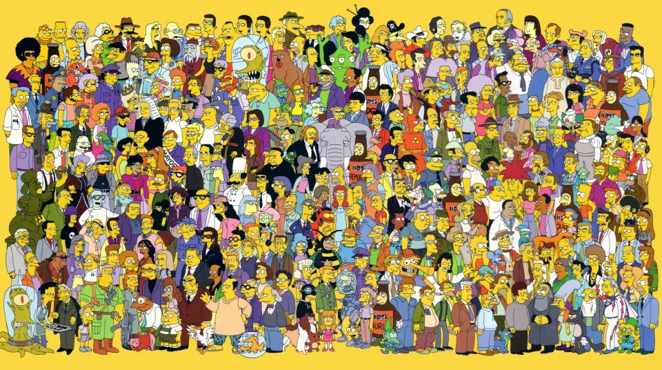 Who died on The Simpsons this Sunday?